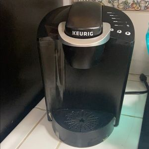 Used single serving Keurig